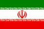 IRAN(IRN) national flag