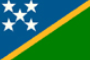 SOLOMON ISLANDS(SLB) national flag